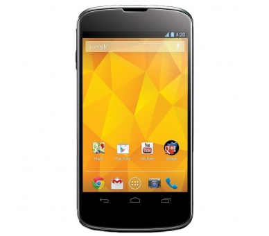 LG NEXUS 4 8GB - Negro - Libre - A+ LG - 2