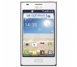 LG Optimus L5 | White | 4GB | Refurbished | Grade A+