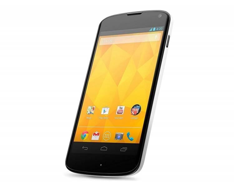 LG NEXUS 4 8GB - Wit - Gratis - A + LG - 1