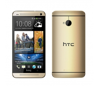 HTC One M7 | Gold | 32GB | Refurbished | Grade A+