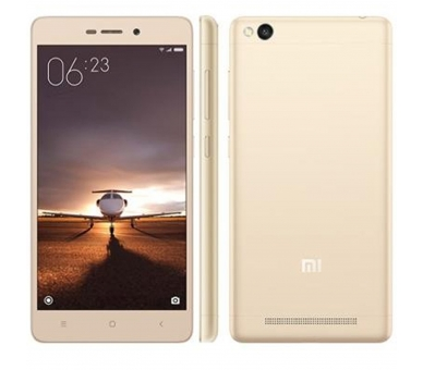 "Xiaomi Redmi 3 PRO 5 2GB Ram 16GB Rom Snapdragon 616 Verzending 48H Goud Goud "" Xiaomi - 1"