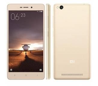 "Xiaomi Redmi 3 PRO 5 2GB Ram 16GB Rom Snapdragon 616 Envio 48H Dorado Oro"" Xiaomi - 1"
