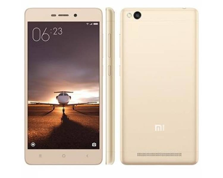 "Xiaomi Redmi 3 PRO 5 2GB Ram 16GB Rom Snapdragon 616 Wysyłka 48H Gold Gold """