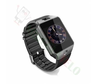Smart Watch DZ09 SmartWatch Sim Android-telefoon IOS Bluetooth-camera  - 9
