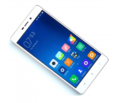 "XIAOMI REDMI 3 PRO 5"" 2GB Ram 16GB Rom Snapdragon 616 Envio 48H Plata Blanca Xiaomi - 1"
