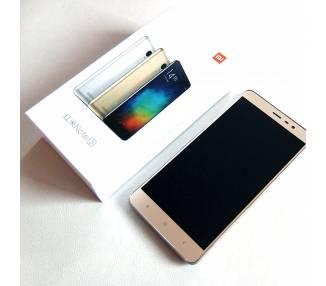 Xiaomi Redmi Note 3 Pro - Snapdragon 650 - 16GB - 2GB RAM - Dorado Xiaomi - 1