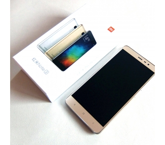 Xiaomi Redmi Note 3 Pro | Gold | 16GB | Refurbished | Grade New Xiaomi - 1