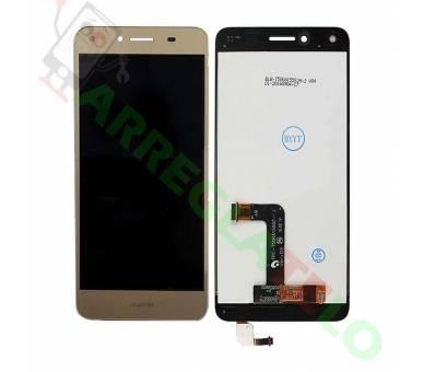 Bildschirm Display für Huawei Y5 2 Y5-2 II REF: TXDT500QYPA-213 Gold ARREGLATELO - 2