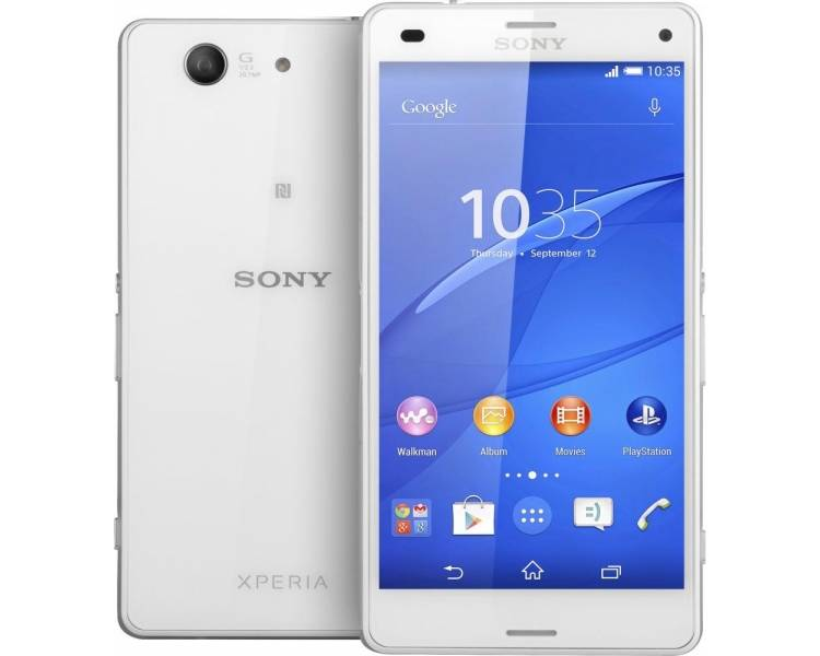 Sony Xperia Z3 Compact | White | 16GB | Refurbished | Grade A+ Sony - 1