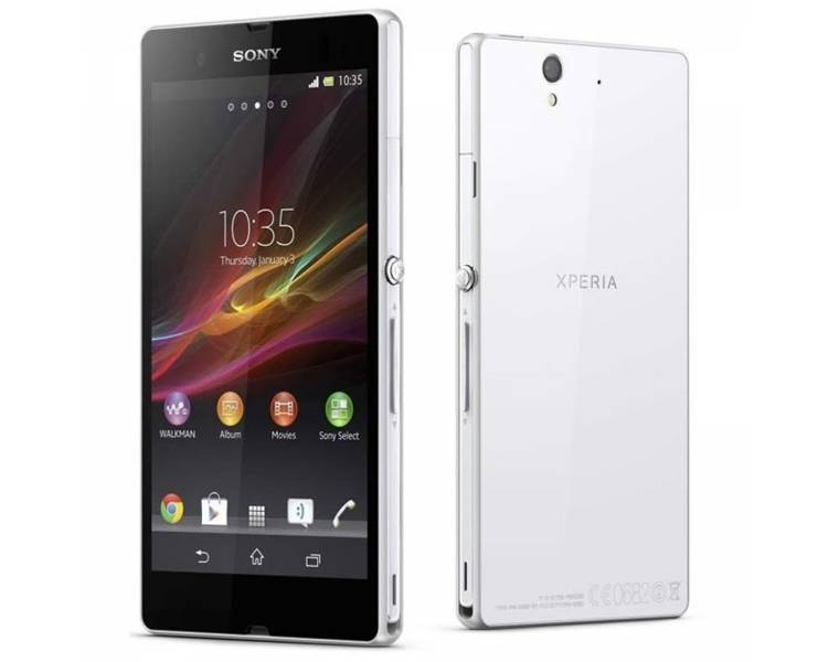 """Sony Xperia Z LTE 16 GB 2 GB RAM TFT 5 13,1 MPX GPS Wi-Fi B / G / N """""""