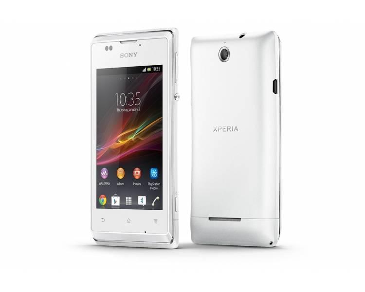 Sony Xperia E - GPS - Android - Blanco Sony - 1