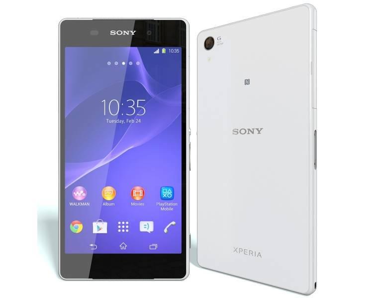 Sony Xperia Z2 | White | 16GB | Refurbished | Grade A+