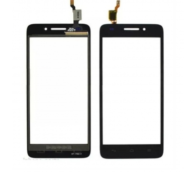 Touchscreen Digitizer voor Huawei G620 G620S 4G Zwart Zwart Huawei - 1