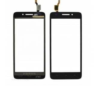 Digitizer z ekranem dotykowym do Huawei G620 G620S 4G Czarny Czarny
