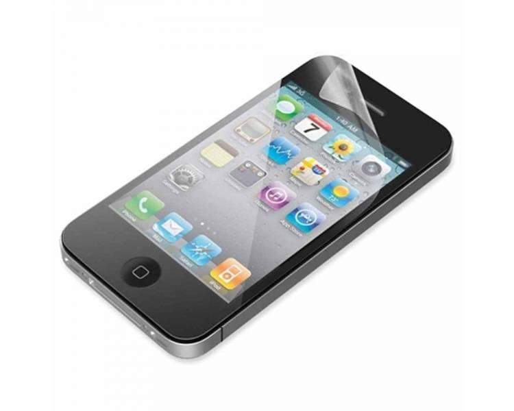 2x SCREEN PROTECTOR PROTECTIVE FOLIE FILM voor IPHONE 4S LCD-SCHERM  - 1