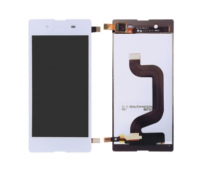 Display For Sony Xperia E3, Color White Sony - 2