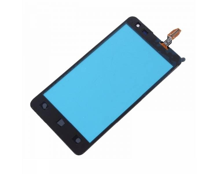 Digitizer z ekranem dotykowym do telefonu Nokia Lumia 625 Black
