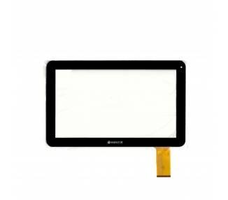 "Touch Screen Digitizer for Tableta Woxter Tab 10.1 QX105 ZHC-0364B Black"""