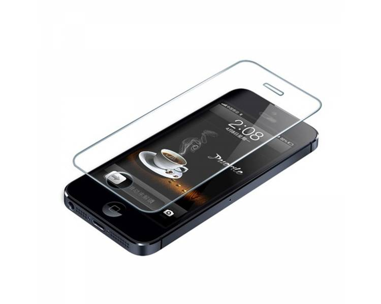 x1 SCREEN PROTECTOR PROTECTIVE SHEET FILM voor IPHONE 4S LCD-SCHERM  - 1