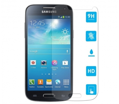 Screen Protector - Tempered Glass - Samsung Galaxy S4  - 1