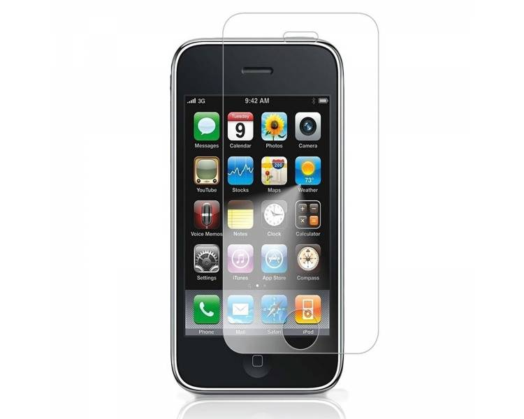 Zabezpieczenie ekranu Lamina Film do iPhone 3GS