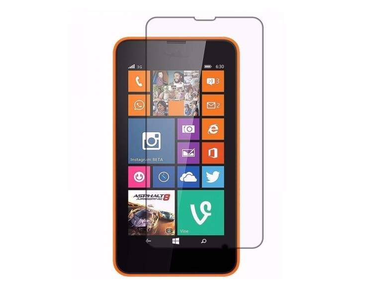 1X SCREEN PROTECTOR voor NOKIA LUMIA 520 LCD SCREEN  - 1