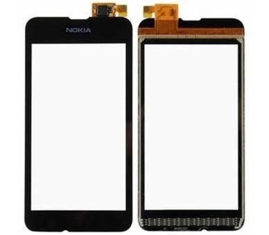 Touch Screen Digitizer voor Nokia Lumia 530 Zwart Zwart Nokia - 1