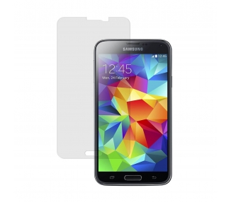 5X SCREEN PROTECTOR voor SAMSUNG GALAXY S5 SV I9600 G900