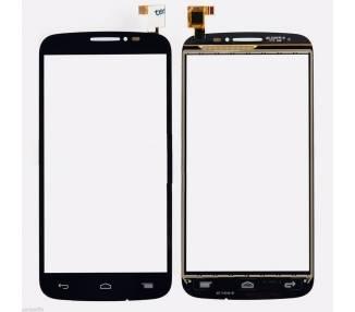 Touch Screen Digitizer for Alcatel One POP C7 Black 7040 7041 OT7040 OT7041 X