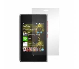 Lamina protector de pantalla Nokia 500 LCD Screen Protector  - 1