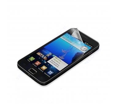 4x Screenprotector voor Samsung Galaxy S2 i9100 LCD Screenprotector  - 1