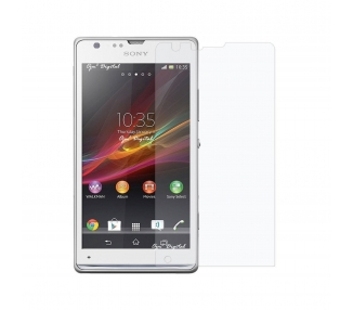 SCREEN PROTECTOR FILM voor SONY ERICSSON XPERIA TIPO ST21i LCD SCREEN