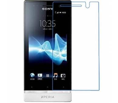 Lamina protector de pantalla Sony Xperia U ST25i LCD Screen Protector  - 1