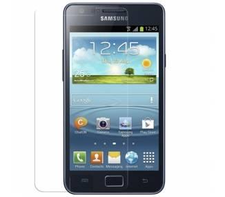 6x Lamina protector de pantalla Samsung Galaxy S2 i9100 LCD Screen Protector  - 1