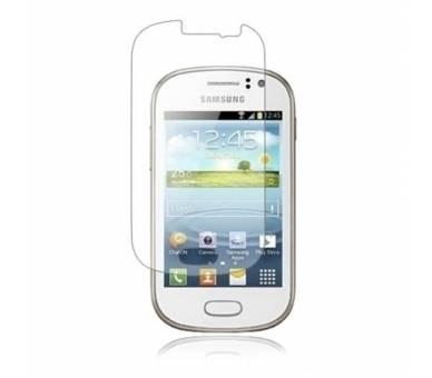 1X PROTECTOR DE PANTALLA para Samsung Galaxy Young S6310 LCD SCREEN  - 1