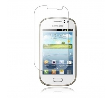 1X SCREEN PROTECTOR voor Samsung Galaxy Young S6310 LCD-SCHERM  - 1