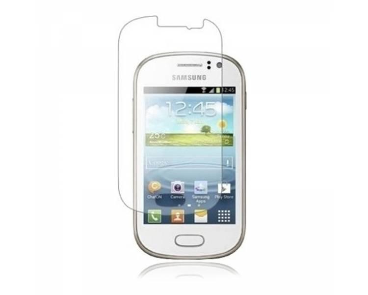 1X PROTECTOR DE PANTALLA para Samsung Galaxy Ace 2 LCD SCREEN  - 1