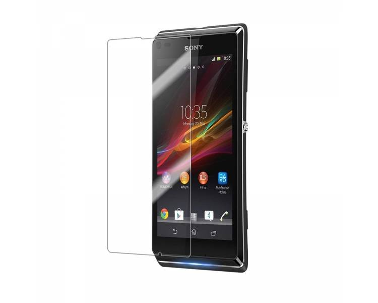 SCREEN PROTECTOR FILM voor SONY XPERIA E C1605 LCD SCREEN  - 1