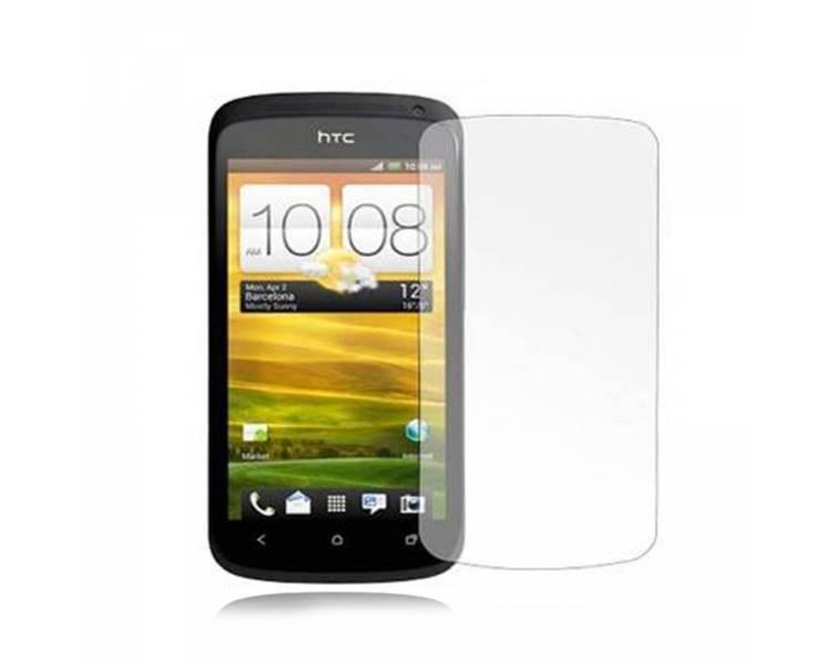 SCREEN PROTECTOR FILM voor HTC DESIRE X LCD-SCHERM  - 1