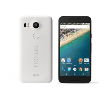 "LG Nexus 5 16GB GPS IPS 4.95"" Android 6.0 Quad Core 2GB RAM 8MP Blanc LG - 2"
