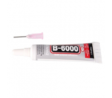 B6000 Transparent Adhesive  - 2