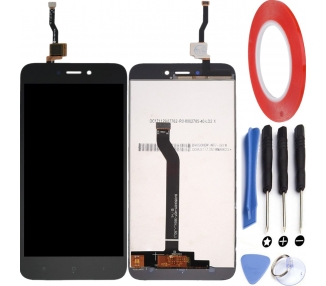 Display For Xiaomi Redmi 5A, Color Black
