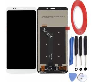 Pantalla Completa para Xiaomi Redmi 5 Plus Blanco Blanca  - 1