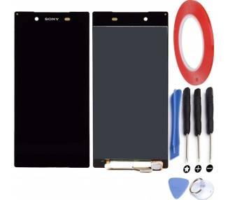 Pantalla Completa para Sony Z5 Premium E6603 E6633 Negro Negra  - 1