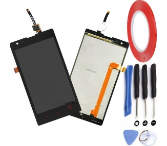 Display For Xiaomi Redmi 1S, Color Black  - 1