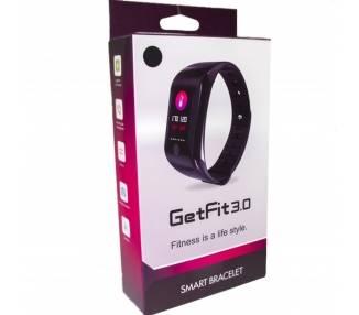 Sportarmband Stappenteller Horloge Cardio GetFit 3 Zwemmen