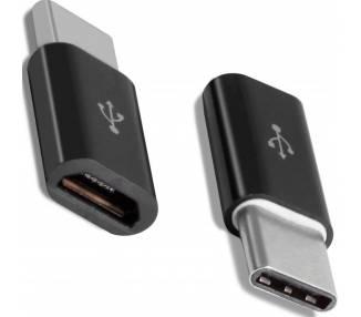 USB Typ C zu Micro USB Typ Adapterkabel SAMSUNG HUAWEI XIAOMI LG Sony