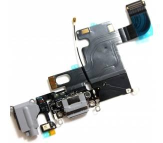 Flex Carga para iPhone 6S Plus Negro  - 1