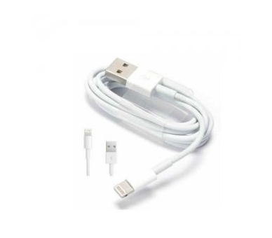 Cable USB Conector Lightning 1M para Apple iPhone 5 5S 5C 6 6+  - 1