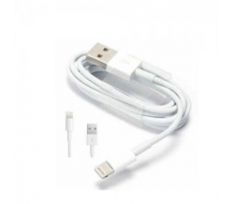 Cable USB Conector Lightning 1M para Apple iPhone 5 5S 5C 6 6+